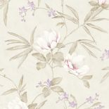 Fiore Wallpaper FO 3201 or FO3201 By Grandeco For Galerie
